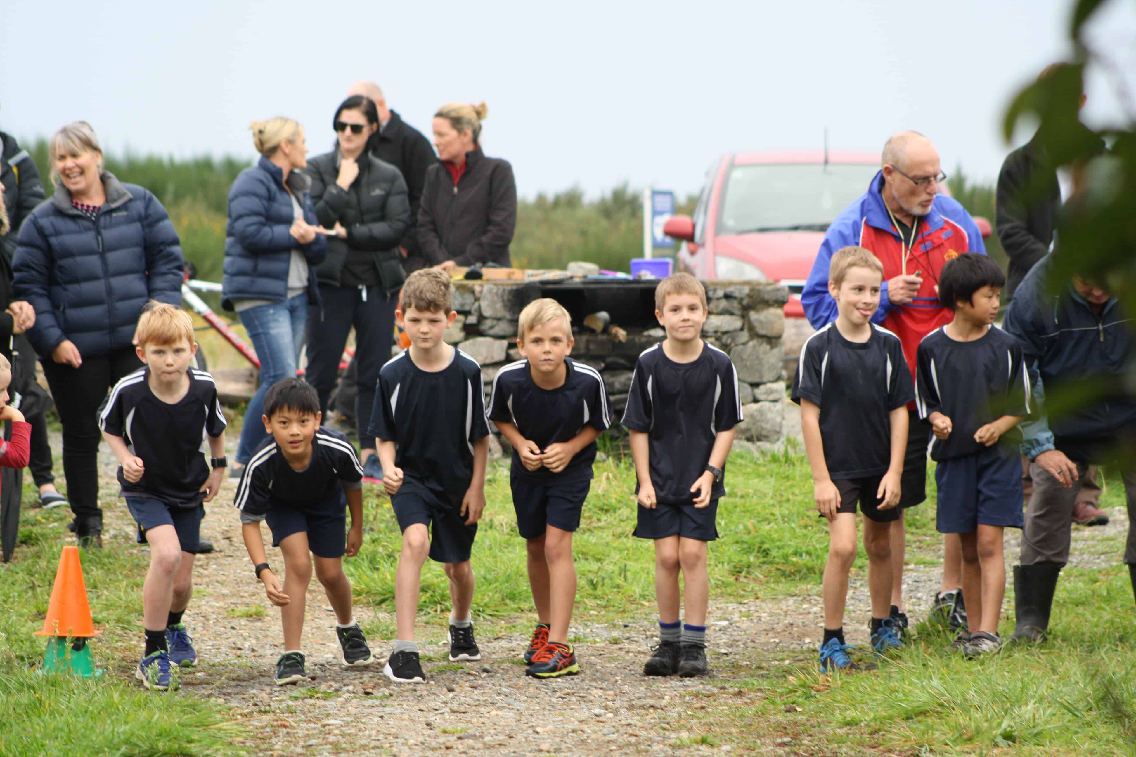 St Canice's Cross Country