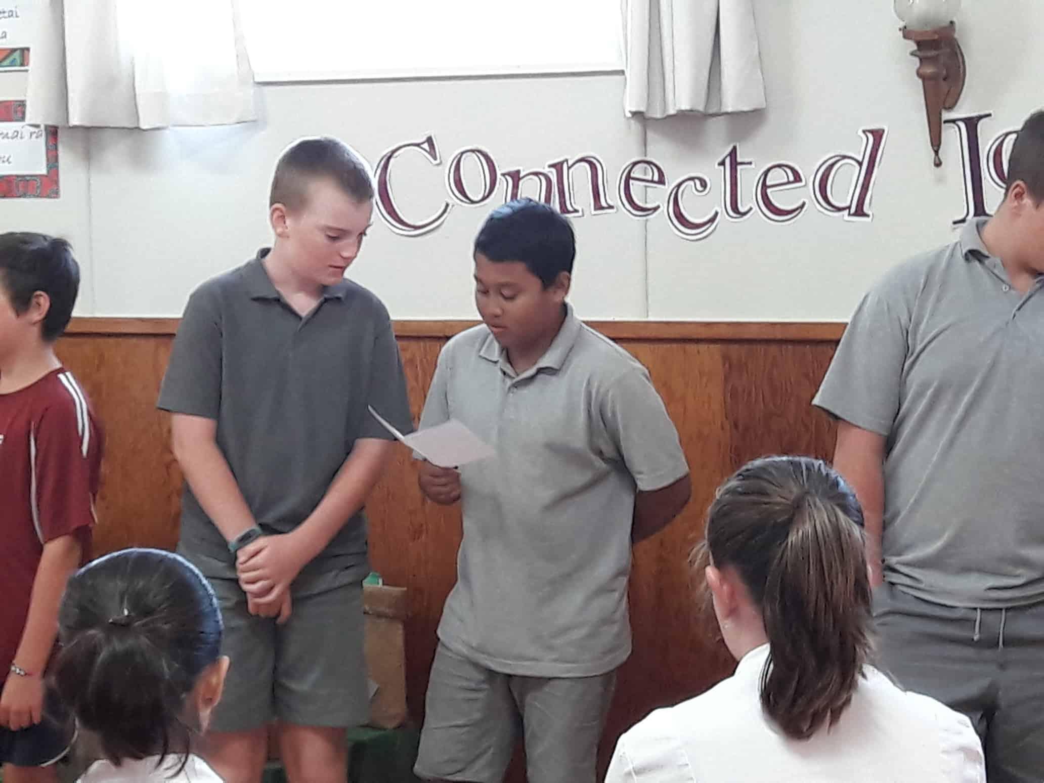 SLICS Servant Leaders in Catholic Schools – Leadership Day